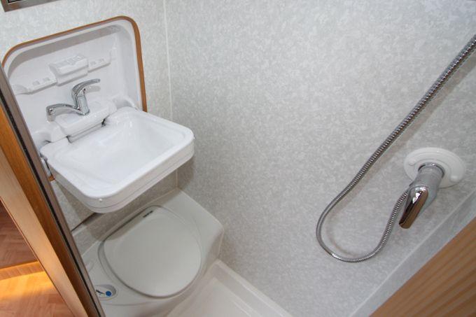 Small RV / Trailers Bathroom Ideas | Campers/Camping | Rv bathroom