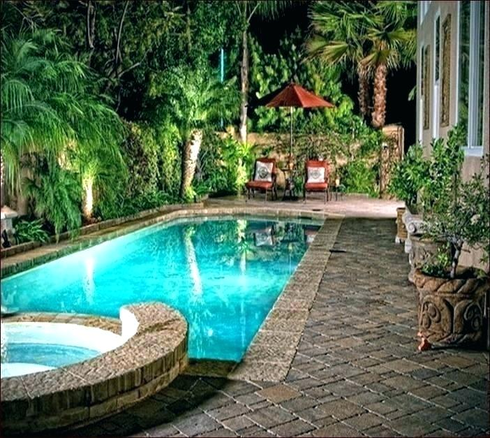 Small Swimming Pools Designs Small Small Above Ground Pool Ideas