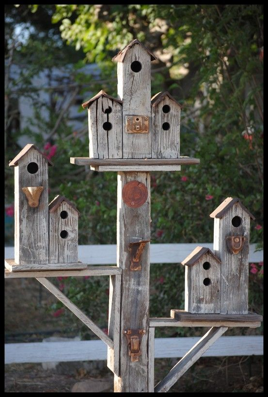 35 Beautiful Birdhouse Design Ideas | Garden/Jardín | Bird houses