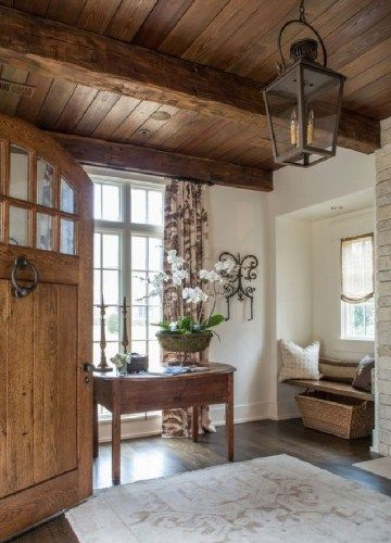 20 Most Stunning European Farmhouse Decor and Designs for A Classic