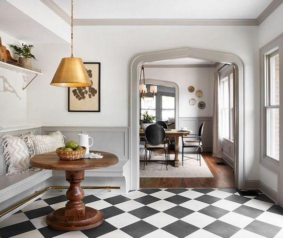 33 European Farmhouse Style Interiors {Decor Inspiration} u2013 Hello Lovely