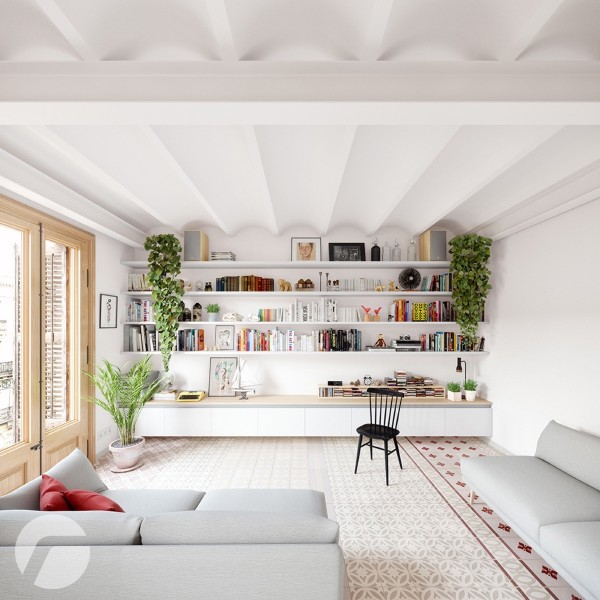 10 Stunning Apartments That Show Off The Beauty Of Nordic Interior