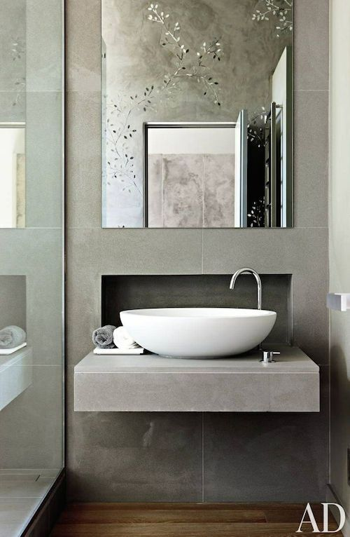 Turn Your Small Bathroom Big On Style With These 15 Modern Sink