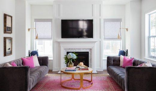 75 Most Popular Living Room Design Ideas for 2019 - Stylish Living