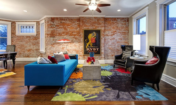 Urban Living Room Ideas Awesomely Stylish Urban Living Rooms within