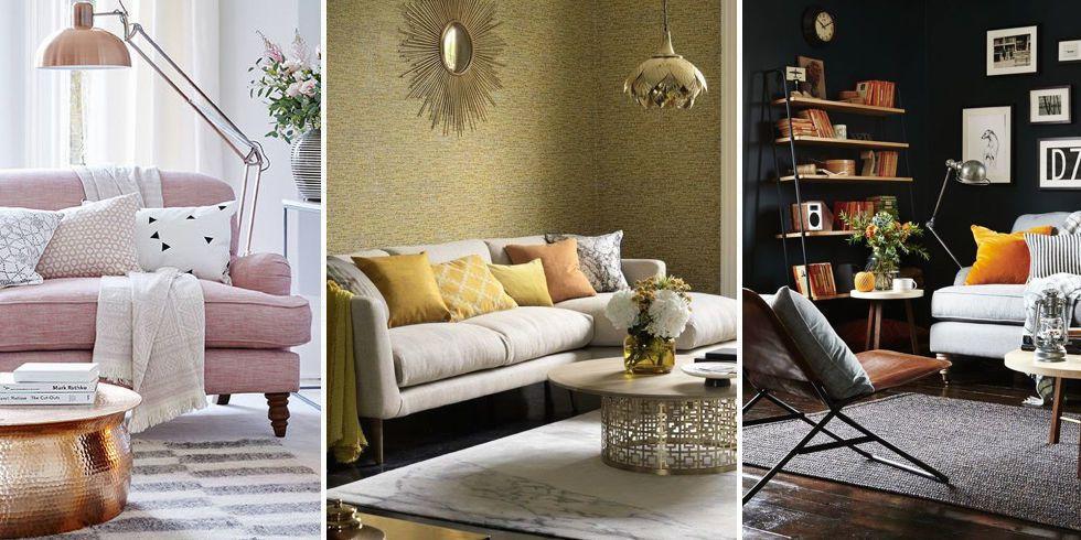 Stylish Urban Living Rooms Design Ideas