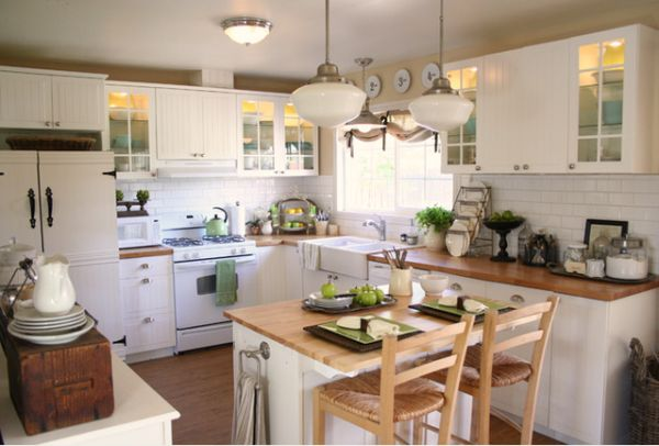 10 Small kitchen island design ideas: practical furniture for small