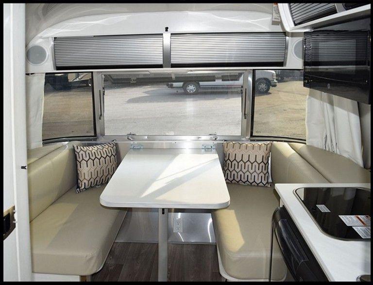 70+ Top Best Airstream Bambi Ideas: Exterior And Interior