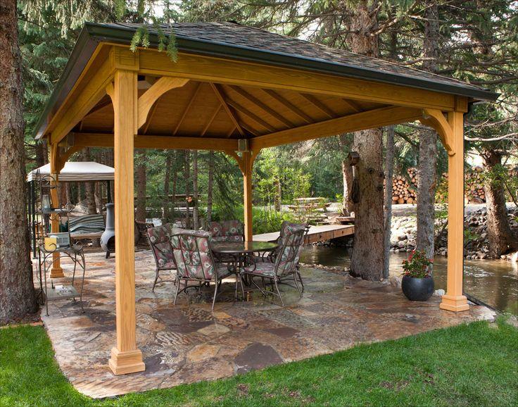 43 Wicked Gazebo Design Ideas Decking Backyard and Yards Gazebo