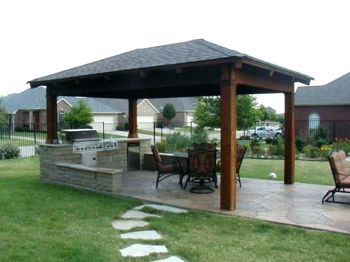 Best Outdoor Pavilion Ideas On Fire Pit Gazebo Backyard Pavilion