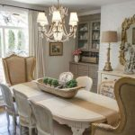 Top French Country Dining Room Design
