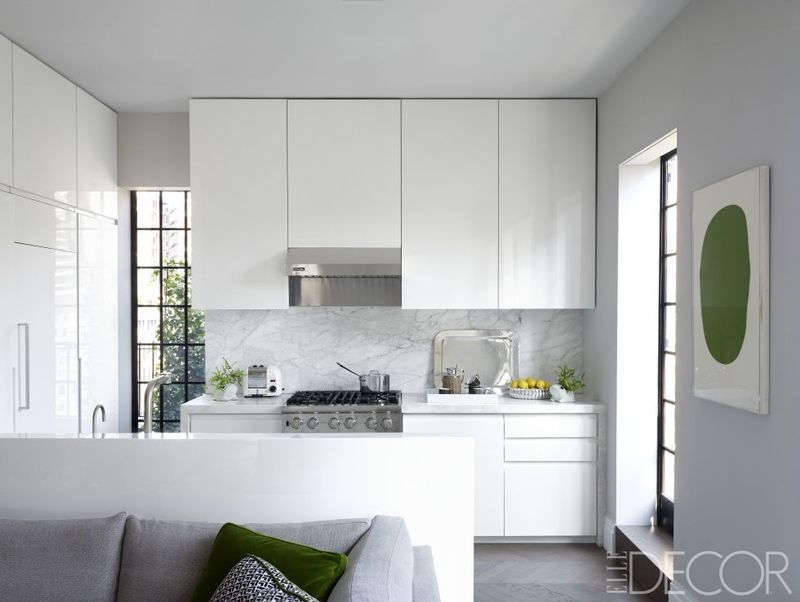 25 Minimalist Kitchen Design Ideas - Pictures of Minimalism Styled