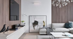 3 Light Interiors With Creative Pops Of Color | Nordic Theme
