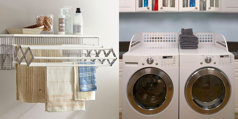 Top Laundry Room Organization Ideas