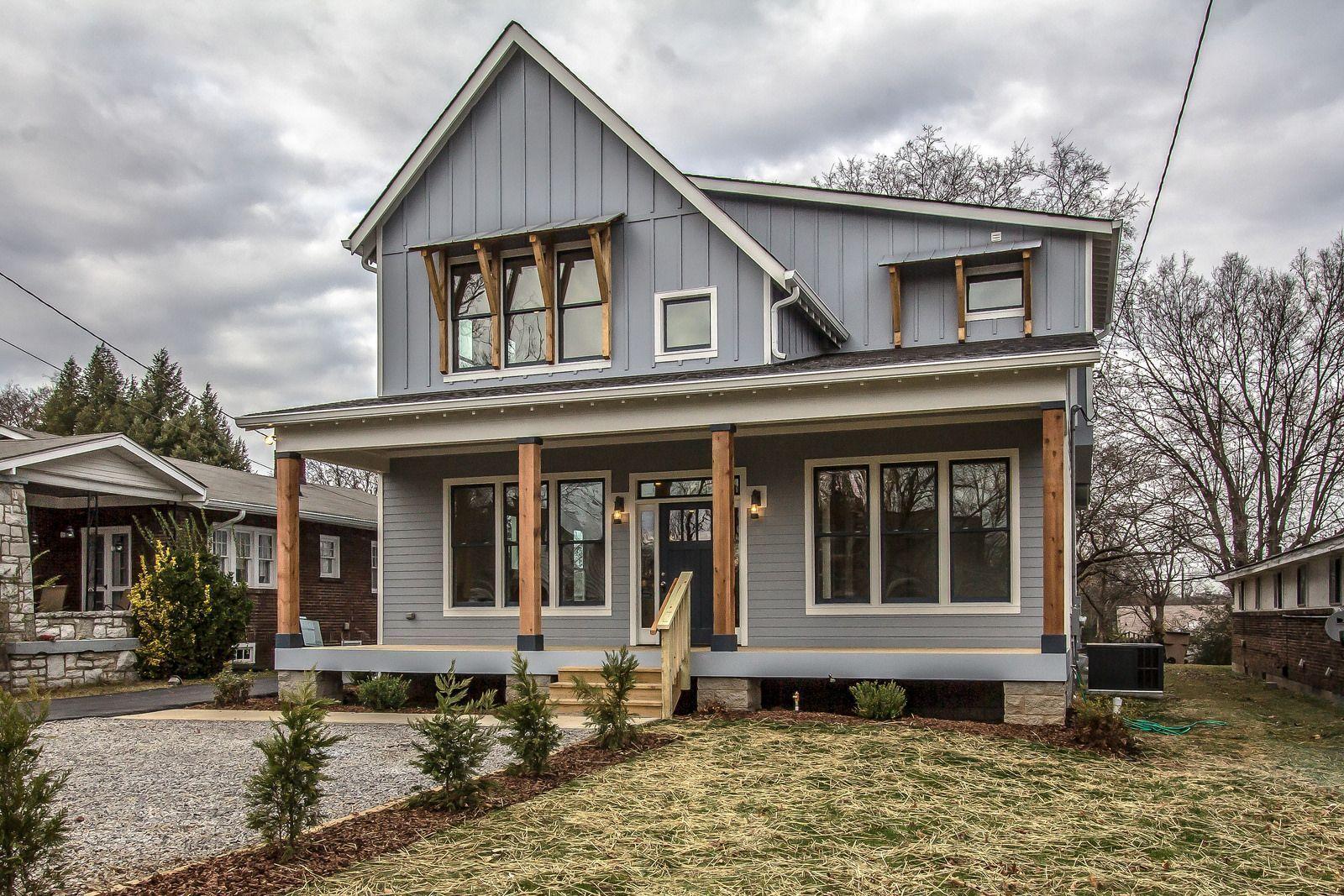 46 Top Modern Farmhouse Exterior Design Ideas u2013 FarmhouseMagz