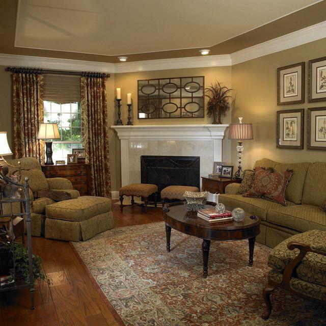 25 Best Traditional Living Room Designs   living room   Elegant