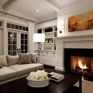 75 Most Popular Traditional Living Room Design Ideas for 2019