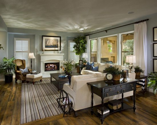 15 Interesting Traditional Living Room Designs   Decor for now