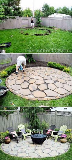 44 Best Outdoor patio flooring ideas images | Backyard patio