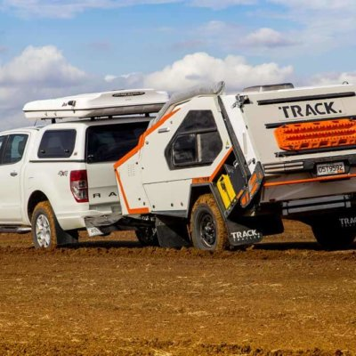 Tvan Models and Options - Off Road Camper Trailer/Hybrid