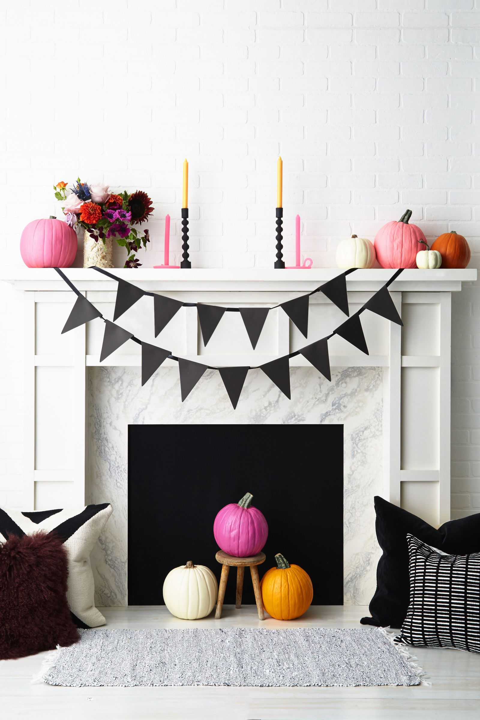 20+ DIY Halloween Decorations - Cool Homemade Halloween Decor