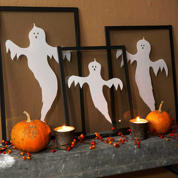 45 DIY Halloween Decorating Ideas | Art and Design