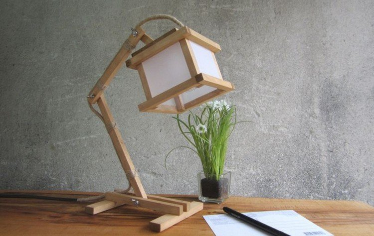 A Collection of 10 Unique Lamp Design Ideas