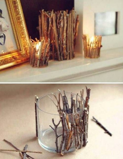 40 Rustic Home Decor Ideas You Can Build Yourself | Stuff to Try