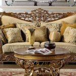 Victorian Sofa Ideas For Elegant Living Room