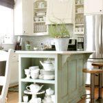 Vintage Farmhouse Style Kitchen Island