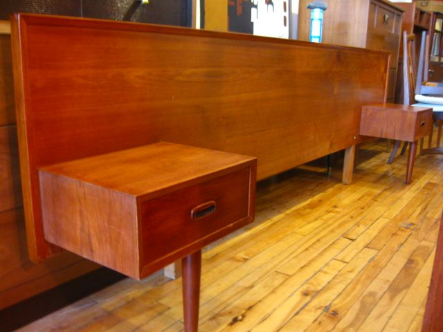 mid century headboard guff used vintage mid century furniture