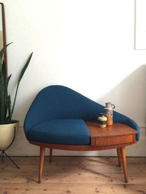 47 Amazing Vintage Mid Century Furniture Ideas | Home Decor