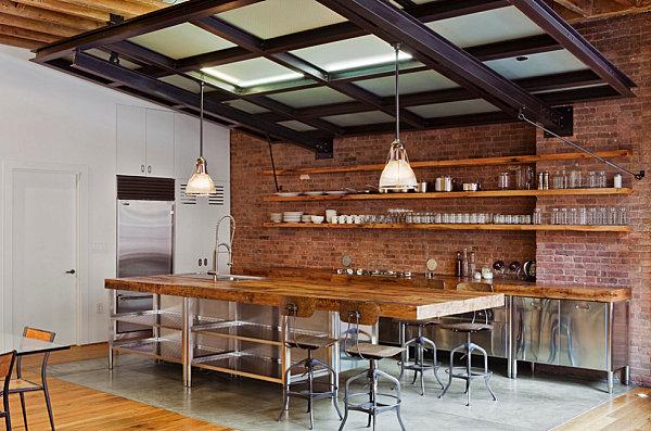 Industrial Kitchen Furniture | Kitchen Aid Greenville Ohio Black