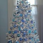 White Christmas Tree Decor Ideas