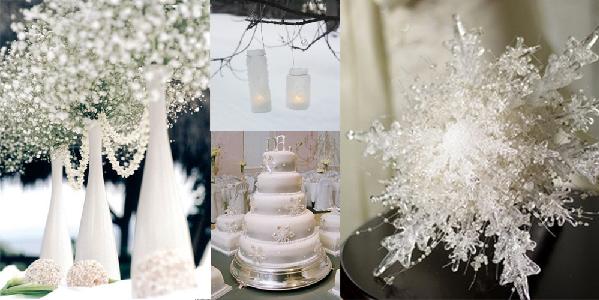 Winter Wedding Ideas | Wedding Decor | Decorations