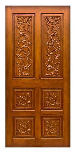 Designer Teak Wood Doors at Rs 10000 /piece | Teak Wood Doors | ID