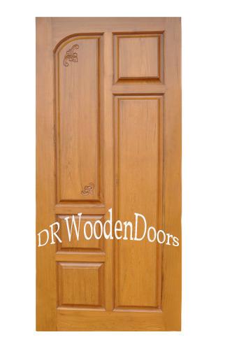 Teak Wood Door, Design Door, Designer Door, Stylish Doors