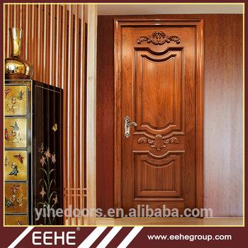 Interior door/ solid wooden room door in dhaka bangladesh, View