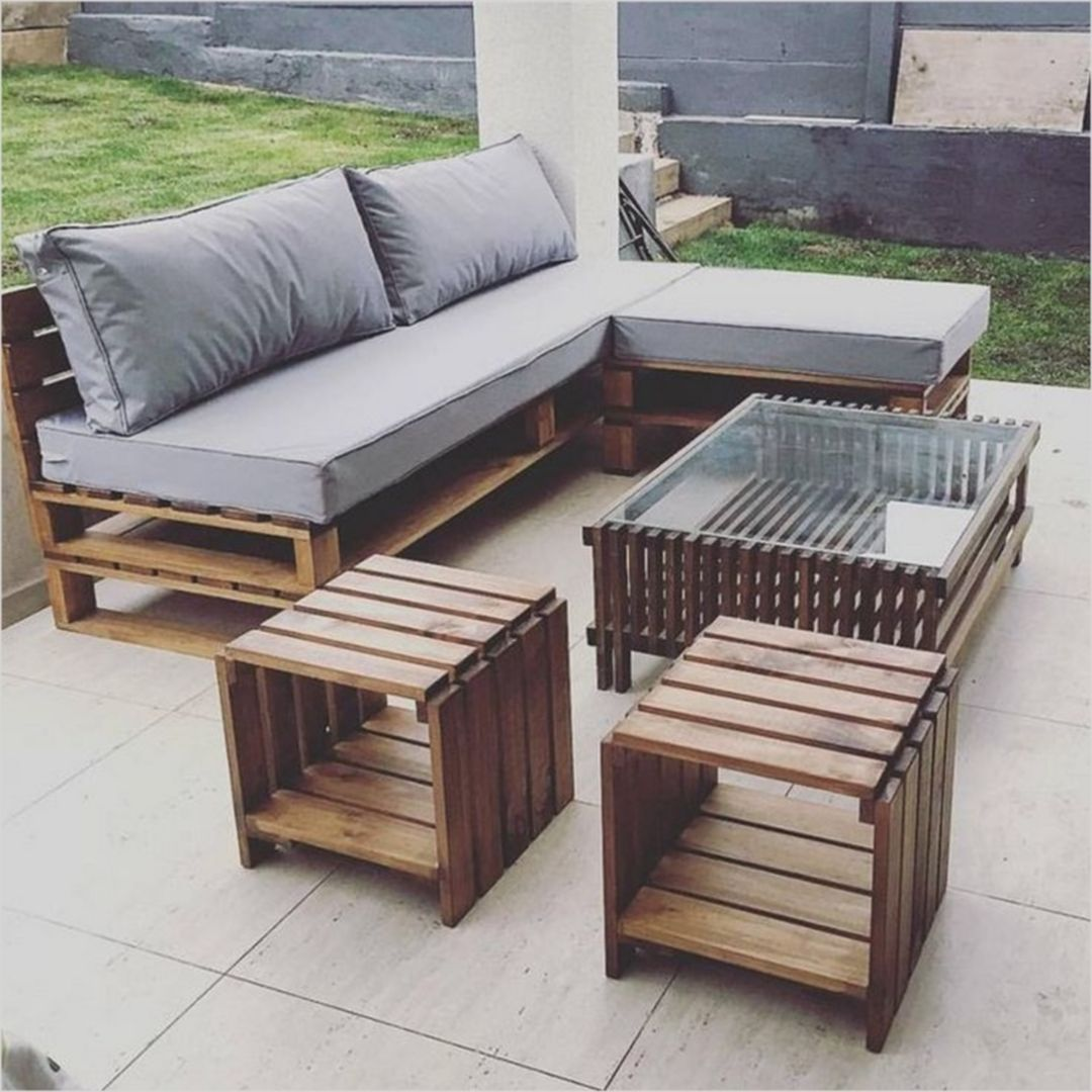 30 Extraordinary DIY Wooden Pallet Ideas You Could Make Itself