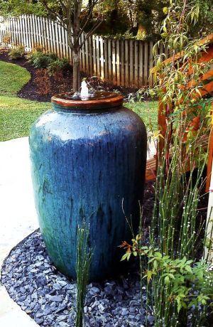 40 Zen Water Fountain Ideas for Garden Landscaping | Landscaping