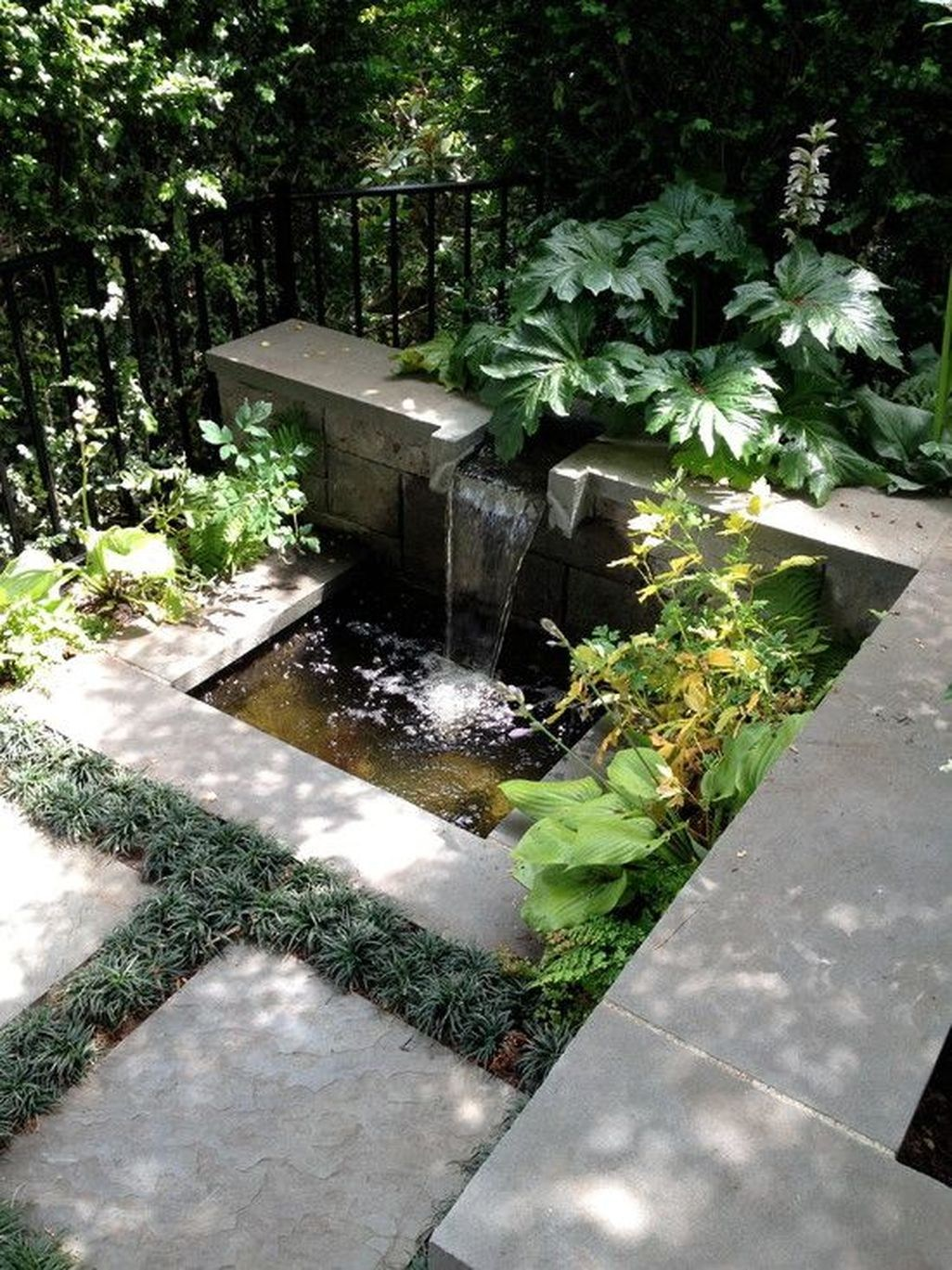 49 Inspiring Zen Water Fountain Ideas Garden Landscaping - TREND4HOMY