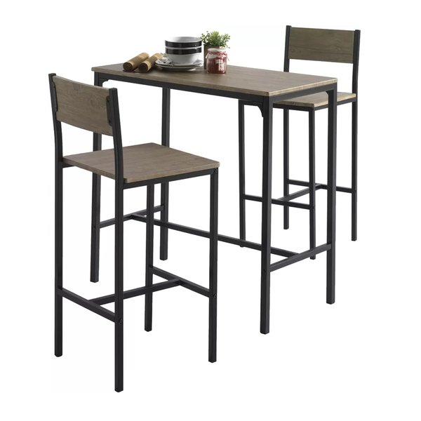 Bar Tables & Sets You'll Love | Wayfair.co.uk