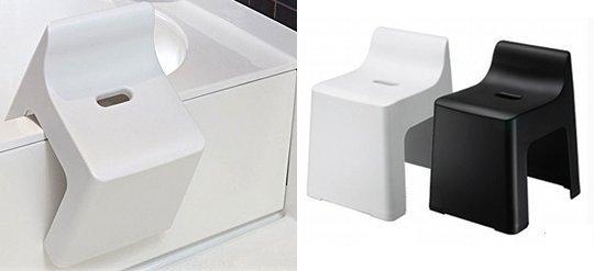Retto High Chair Bath Stool | Japan Trend Shop