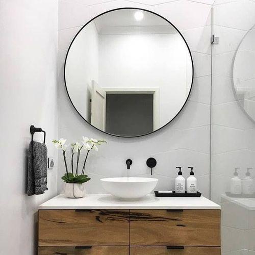 how to frame a bathroom mirror suitable and wood framed bathroom