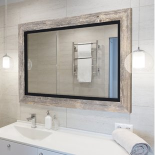 55 Inch Bathroom Mirror | Wayfair
