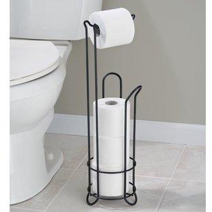 Toilet Paper Holder Shelf   Wayfair