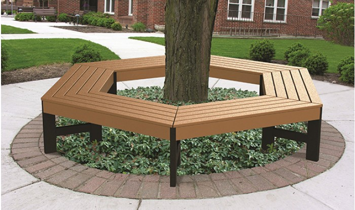 Tree Hugger Benches | KirbyBuilt Products