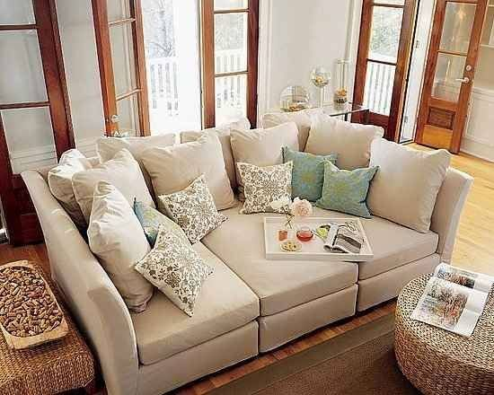 19 Couches That Ensure You'll Never Leave Your Home Again | Decor