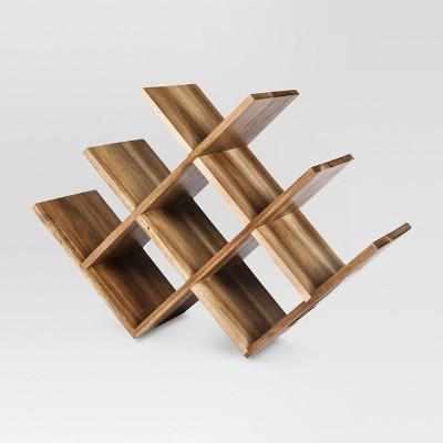Acacia 8 Bottle Wine Rack - Threshold™ : Target