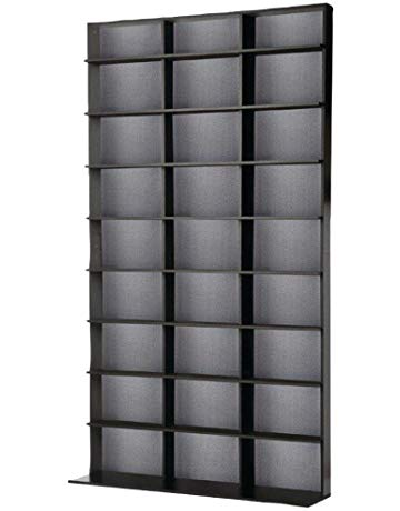 CD shelves: versatile, modern and high quality!